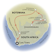 South Africa &amp; Botswana